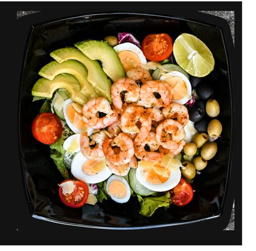 DSC 0713 shrimps salat
