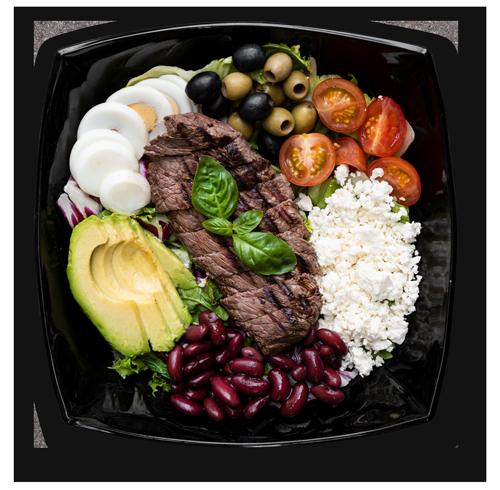 DSC 0785 beef salat