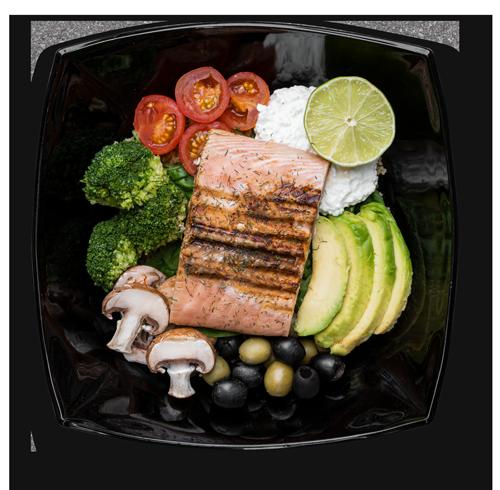 DSC 0973 salmon bowl