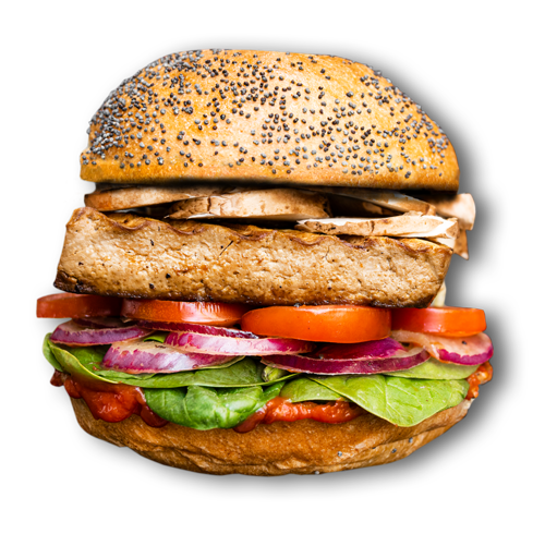 DSC 1090 vegan burger