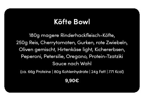 koefte bowl